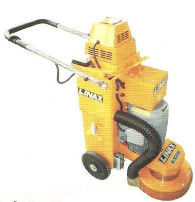 无尘地面磨削机(电动式)