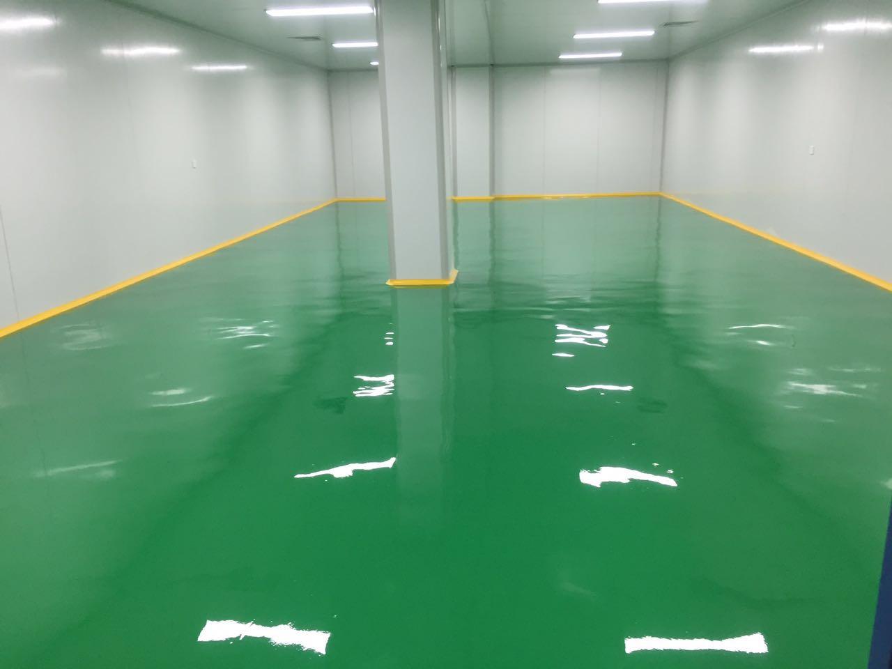赛诺微医疗科技(慈溪)有限公司环氧防静电地坪